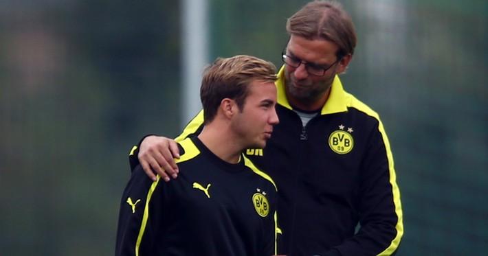 Người hùng nước Đức: Bàn thắng vàng World Cup cũng chẳng bằng 2 phút với Dortmund - Ảnh 1.