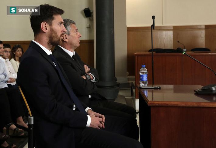 Messi rửa sạch mảng quá khứ ô nhục bằng cây Thập tự Thánh Jordi - Ảnh 3.