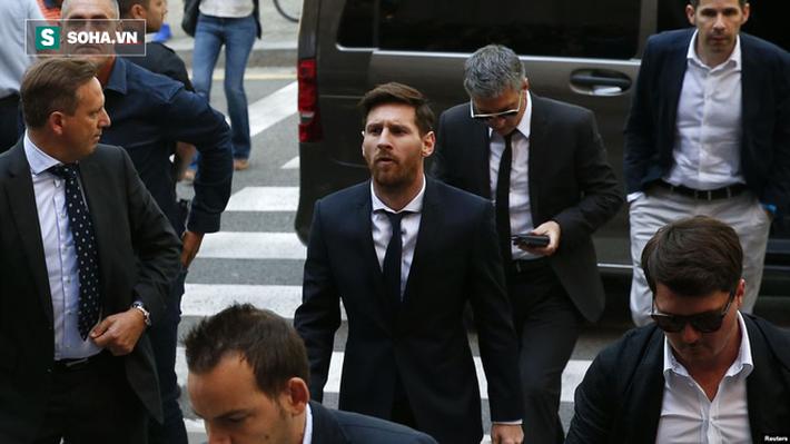 Messi rửa sạch mảng quá khứ ô nhục bằng cây Thập tự Thánh Jordi - Ảnh 4.