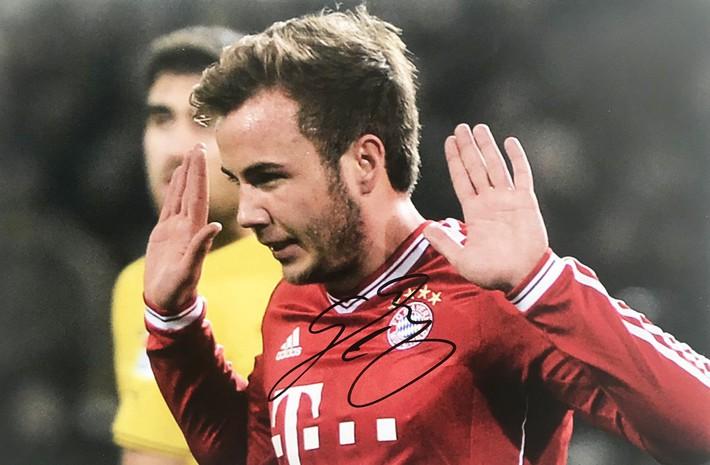 Người hùng nước Đức: Bàn thắng vàng World Cup cũng chẳng bằng 2 phút với Dortmund - Ảnh 3.