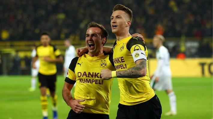 Người hùng nước Đức: Bàn thắng vàng World Cup cũng chẳng bằng 2 phút với Dortmund - Ảnh 8.