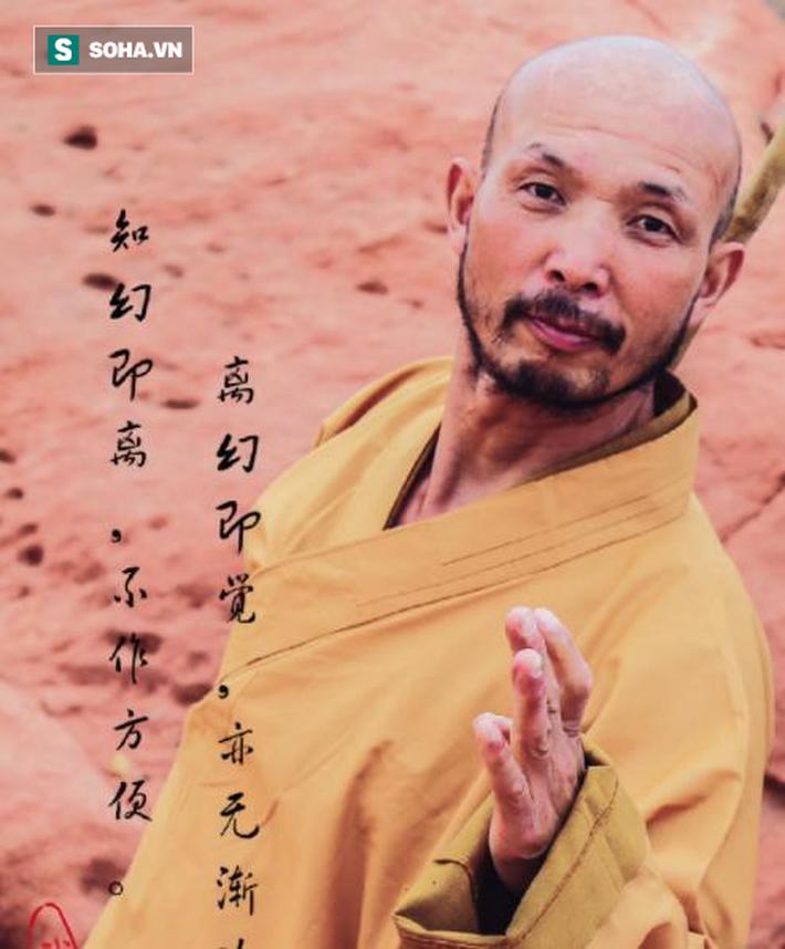 """Đệ nhất hộ pháp Thiếu Lâm bất ngờ """"xuống núi"""", sẵn sàng đại chiến đối thủ ít ai ngờ - Ảnh 1."""