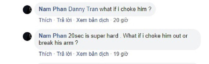 """Võ sĩ MMA người Mỹ gốc Việt: """"Nếu tôi siết cổ hoặc đánh gãy tay Flores thì sao?"""" - Ảnh 3."""