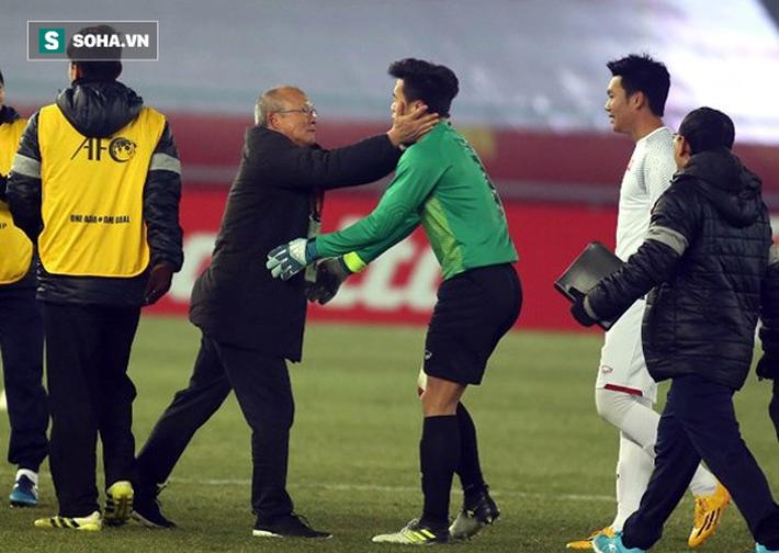 Bùi Tiến Dũng là ngoại lệ của thầy Park cũng phải, nhưng lần này chỉ là U23 thôi - Ảnh 1.