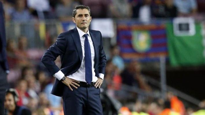 Mặc sự ủng hộ của Messi, Barca vẫn quyết định sa thải Valverde - Ảnh 1.