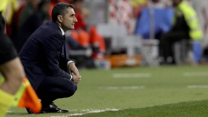 Mặc sự ủng hộ của Messi, Barca vẫn quyết định sa thải Valverde - Ảnh 2.