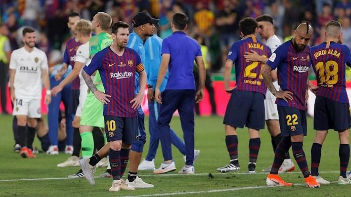 Mặc sự ủng hộ của Messi, Barca vẫn quyết định sa thải Valverde - Ảnh 3.