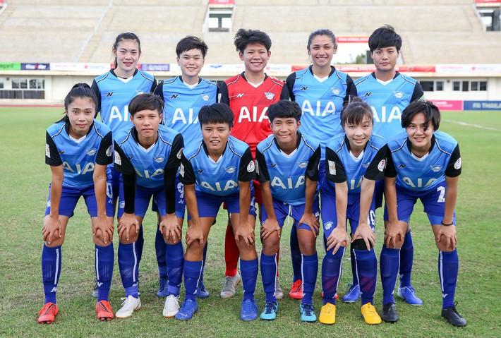 Có ITC phút cuối, tuyển thủ nữ Việt Nam giúp Chonburi vào chung kết giải Thái Lan - Ảnh 1.