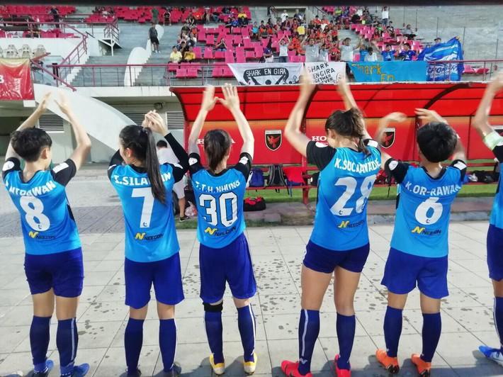 Có ITC phút cuối, tuyển thủ nữ Việt Nam giúp Chonburi vào chung kết giải Thái Lan - Ảnh 2.