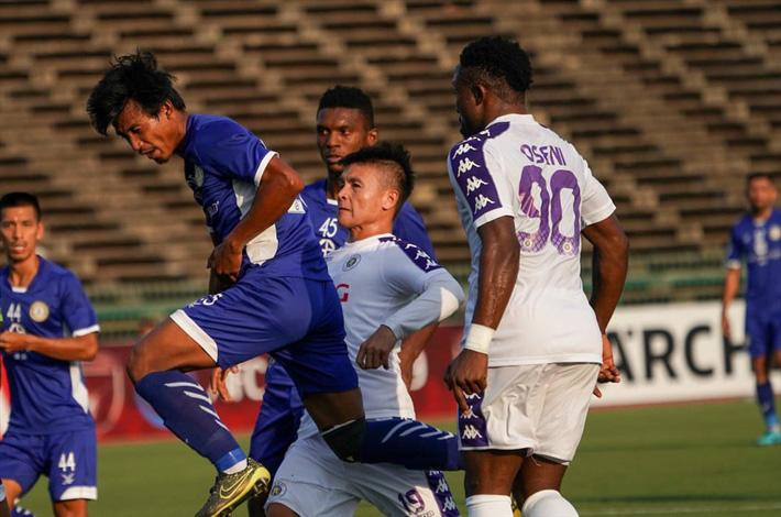 Quang Hải vào Top 5 cầu thủ xuất sắc nhất vòng bảng AFC Cup 2019 - Ảnh 1.