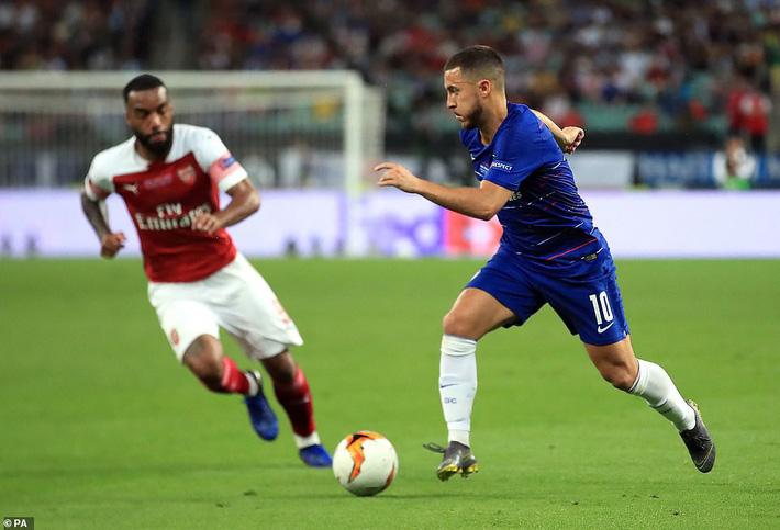 Bất ngờ với kỷ lục ghi bàn của ngôi sao Chelsea bị gắn mác chân gỗ - Ảnh 1.