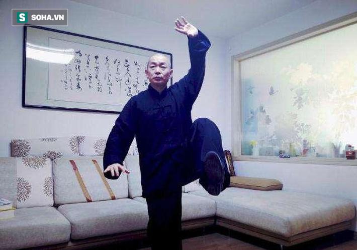 """""""Võ sư truyền điện ở Trung Quốc chỉ xứng là đệ tử của Chưởng môn Nam Huỳnh Đạo"""" - Ảnh 1."""