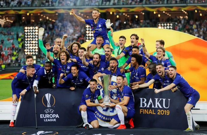 Vô địch Europa League, Chelsea được xếp nhóm hạt giống UCL mùa tới - Ảnh 2.