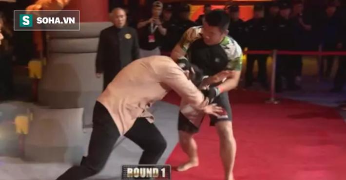 """""""Truyền nhân"""" của Diệp Vấn tỉ thí với cao thủ Taekwondo khiến võ lâm Trung Quốc xôn xao - Ảnh 2."""