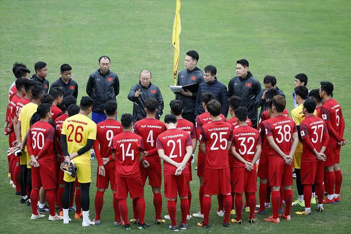 Bản kế hoạch cho U22 Việt Nam tại SEA Games 2019 của ông Park - Ảnh 1.