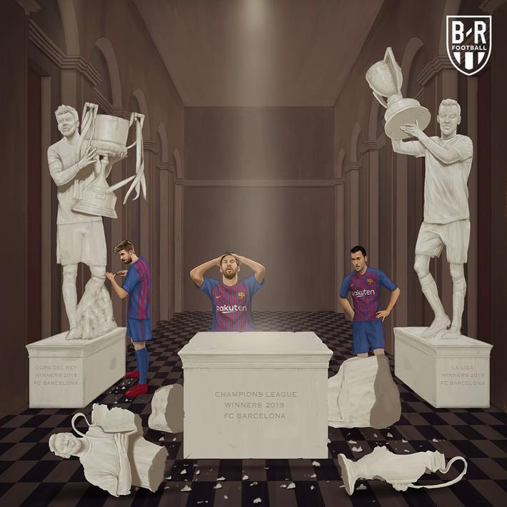 Ảnh chế: Iron Man Klopp búng tay, Thanos Messi tan biến vào cát bụi - Ảnh 8.