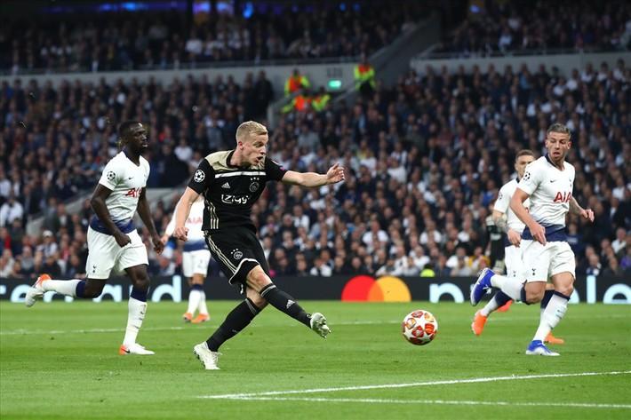 """Son Heung-min có phải là """"cứu tinh"""" của Tottenham khi gặp lại Ajax? - Ảnh 1."""