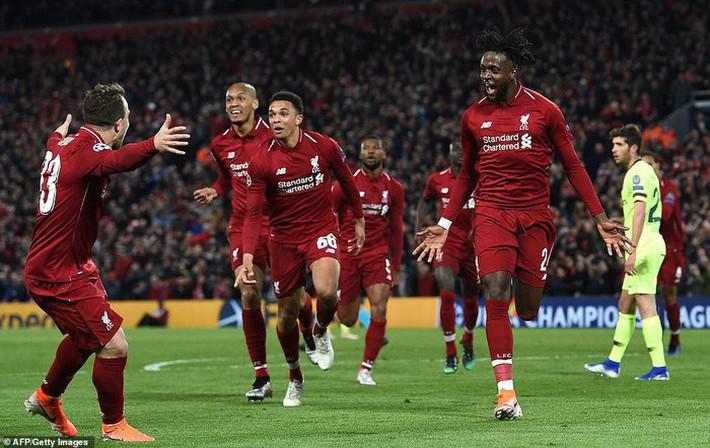 Bình luận: Rốt cuộc, Liverpool đã làm thế nào để đánh bại Barca và làm nên kỳ tích? - Ảnh 1.