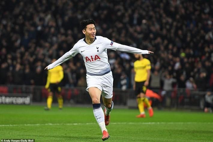 """Son Heung-min có phải là """"cứu tinh"""" của Tottenham khi gặp lại Ajax? - Ảnh 3."""