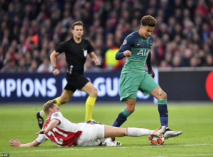 Độc chiêu của Mourinho giúp Tottenham đánh bại Ajax thế nào? - Ảnh 3.