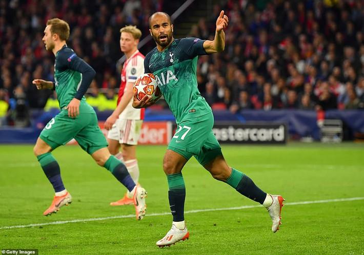 Độc chiêu của Mourinho giúp Tottenham đánh bại Ajax thế nào? - Ảnh 1.