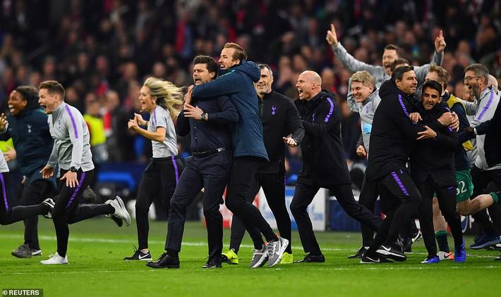 Độc chiêu của Mourinho giúp Tottenham đánh bại Ajax thế nào? - Ảnh 4.