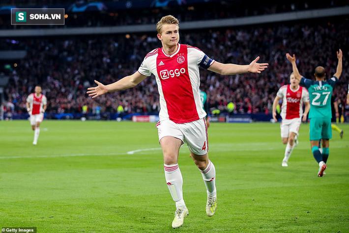 Ngược dòng kỳ vĩ hơn cả Liverpool, Tottenham giật sập Ajax lấy vé vào chung kết - Ảnh 1.