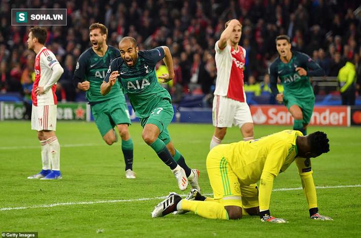 Ngược dòng kỳ vĩ hơn cả Liverpool, Tottenham giật sập Ajax lấy vé vào chung kết - Ảnh 4.