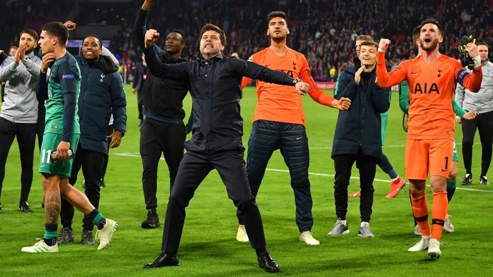 Thành công của Tottenham là cái tát đớn đau vào mặt Man United - Ảnh 1.