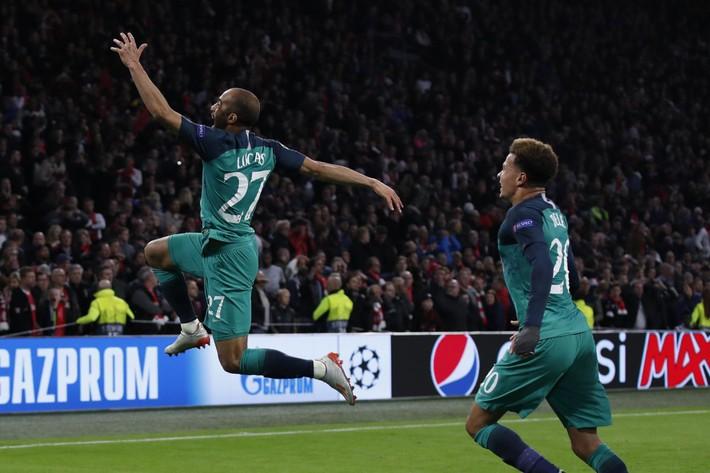 Thành công của Tottenham là cái tát đớn đau vào mặt Man United - Ảnh 2.