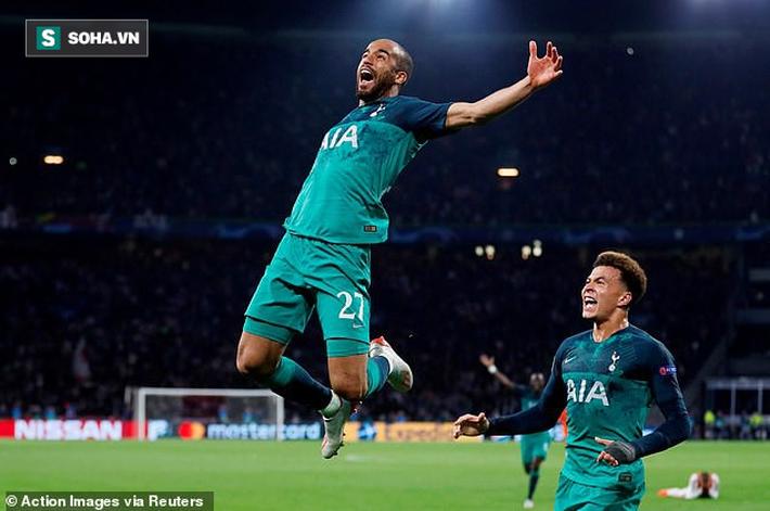 """""""Siêu anh hùng"""" của Tottenham ngỡ ngàng, không thể tin nổi những gì đã xảy ra - Ảnh 1."""
