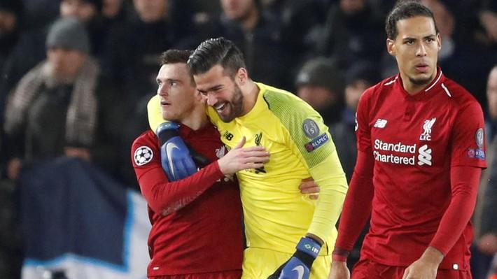 Champions League: Tử huyệt khiến Liverpool trả giá một năm trước đã trở thành ký ức xa vời - Ảnh 3.