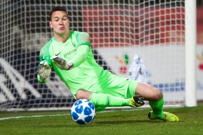 Thủ môn từng không xin được việc ở V-League sắp chơi bóng tại giải VĐQG Séc - Ảnh 2.