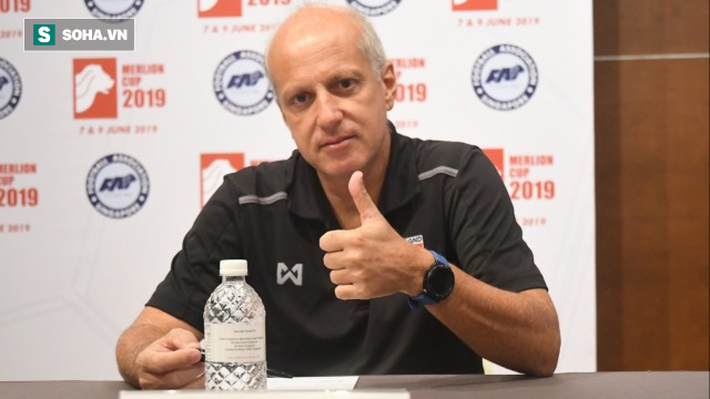 Nóng: HLV U23 Thái Lan chính thức từ chức sau chuỗi trận tồi tệ - Ảnh 1.