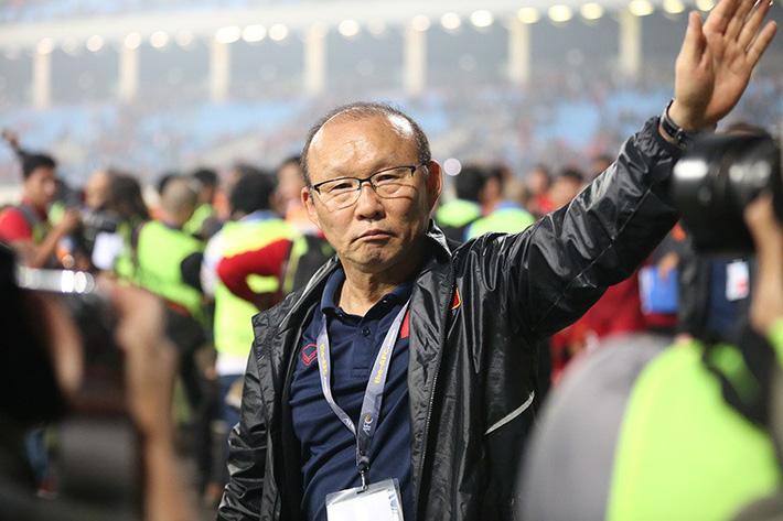 VFF sẽ tái ký thầy Park, chờ tuyển Việt Nam đá vòng loại World Cup - Ảnh 3.