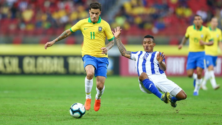 Copa America: Vắng Neymar không phải là thảm họa với Brazil - Ảnh 2.