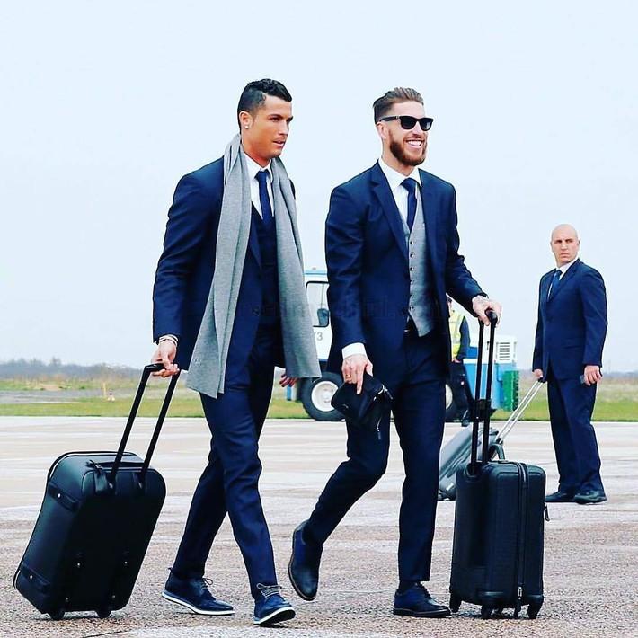 Đá cùng nhau 9 năm, Ronaldo không được đội trưởng Real Madrid mời dự đám cưới - Ảnh 1.