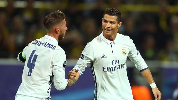 Vì sao Ramos tổ chức siêu đám cưới lại không mời Ronaldo? - Ảnh 5.
