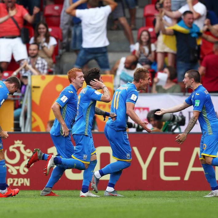 U20 Hàn Quốc tuột ngôi vô địch World Cup vào tay U20 Ukraine - Ảnh 2.