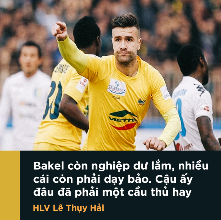 HLV Lê Thụy Hải phản bác Van Bakel: Cậu ấy nói phét, đừng có tin - Ảnh 2.