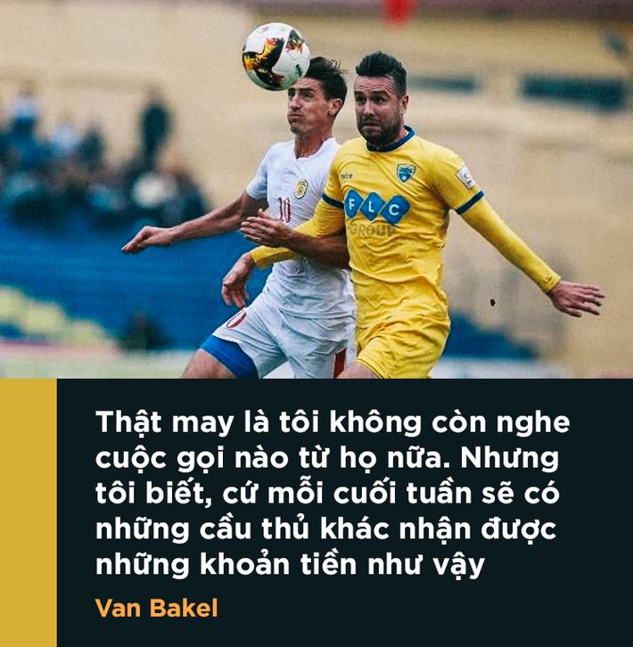 HLV Lê Thụy Hải phản bác Van Bakel: Cậu ấy nói phét, đừng có tin - Ảnh 5.