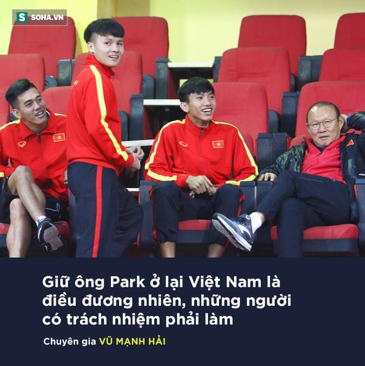 Nếu sang Thái, HLV Park Hang-seo sẽ có những giải pháp đánh bại Việt Nam ngay lập tức - Ảnh 1.