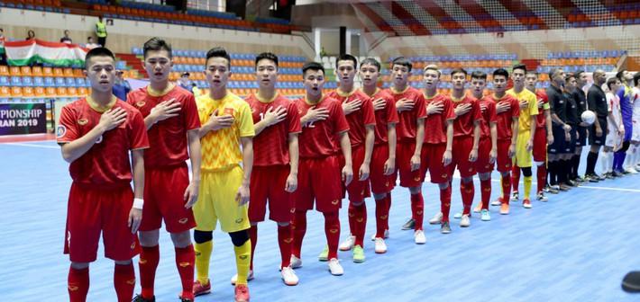 Tứ kết U20 Futsal châu Á: HLV Việt Nam và Indonesia đều tuyên bố cứng - Ảnh 1.