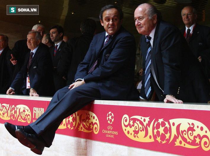 Con đường vinh quang của Platini: Tái đắc cử bằng chiêu mafia với bóng đá Đông Âu - Ảnh 1.