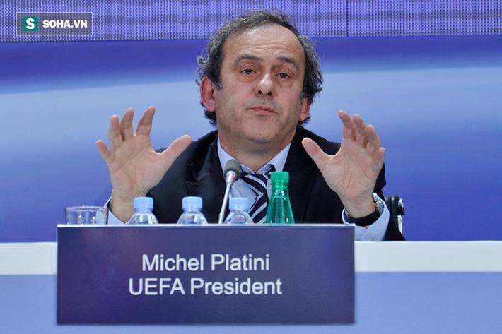 Con đường vinh quang của Platini: Tái đắc cử bằng chiêu mafia với bóng đá Đông Âu - Ảnh 2.
