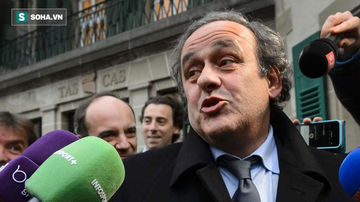 Con đường vinh quang của Platini: Tái đắc cử bằng chiêu mafia với bóng đá Đông Âu - Ảnh 4.