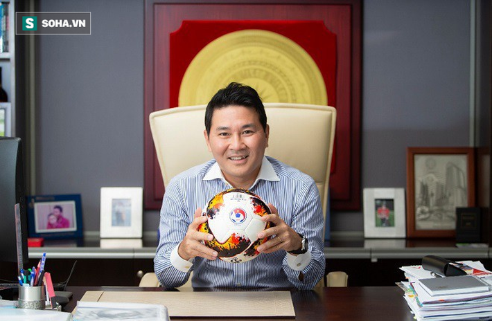 HLV Park nhận 1 tỷ đồng/tháng, doanh nhân Nguyễn Hoài Nam vẫn muốn VFF trả thêm - Ảnh 2.