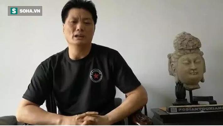Võ sư Thiếu Lâm quay ngoắt 180 độ, thừa nhận dùng đòn bẩn với võ sĩ MMA - Ảnh 1.