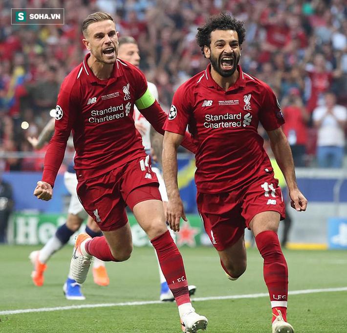 Từ cừu non hóa thành sói, Liverpool hạ gục Tottenham, lên ngôi vô địch Champions League - Ảnh 1.