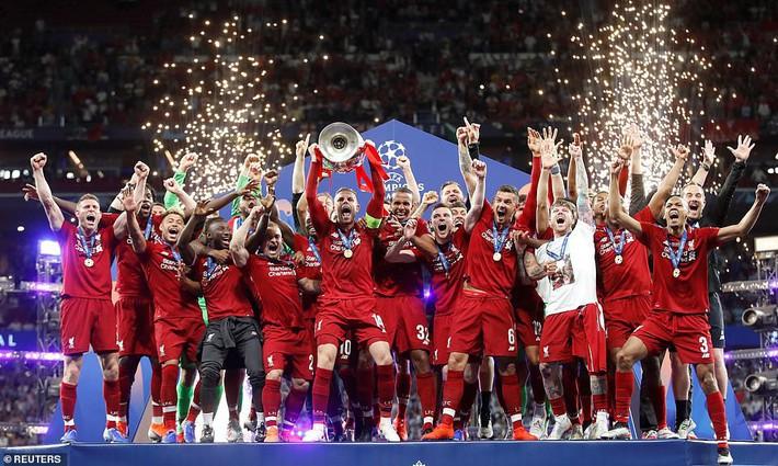 Từ cừu non hóa thành sói, Liverpool hạ gục Tottenham, lên ngôi vô địch Champions League - Ảnh 5.